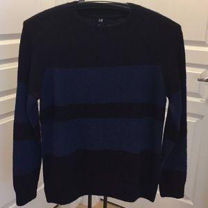 H&M Wool-Blend Men's Sweater/New